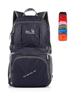Outlander Packable Handy Lightweight Travel Hiking Backpack $15.49 & FREE Shipping