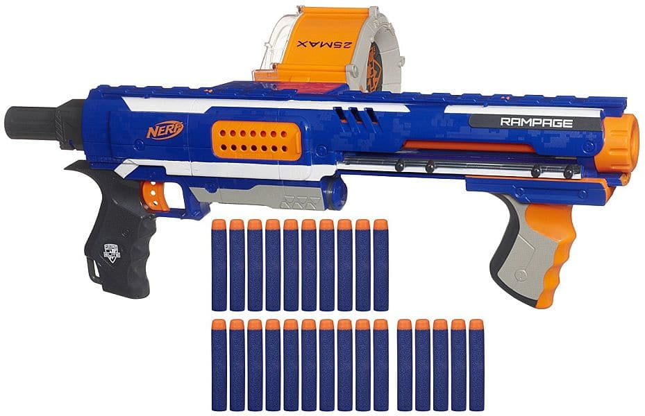 Nerf N-Strike Elite Rampage Blaster (Free shipping with prime) $32.99