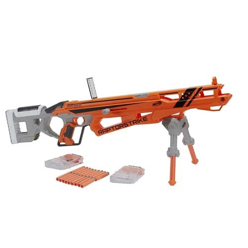 Nerf N-Strike Elite AccuStrike RaptorStrike [Standard Packaging] (Free shipping with prime) 28.00 $28