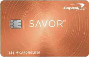 Capital One Savor® Rewards: Spend $3K on Purchases and Earn $500 Cash back