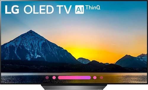"""65"""" LG OLED65B8PUA 4K HDR AI Smart OLED HDTV $1299"""