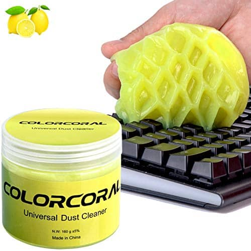 5.6-Oz Cleaning Gel Universal Dust Cleaner for PC Keyboard $5.94 + Free Shipping w/ Prime or on $25+
