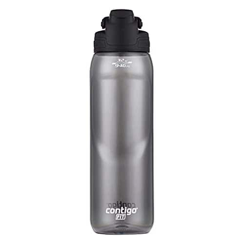 32-Oz Contigo Fit Autoseal Water Bottle (Licorice, BPA Free Plastic) $8.12 + Free Shipping w/ Prime or on orders over $25