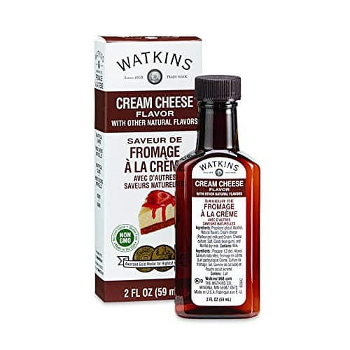 6-Pack 2-Oz Watkins Cream Cheese Flavor $6.95 ($1.16 each) w/ S&S + Free Shipping w/ Prime or on orders over $25
