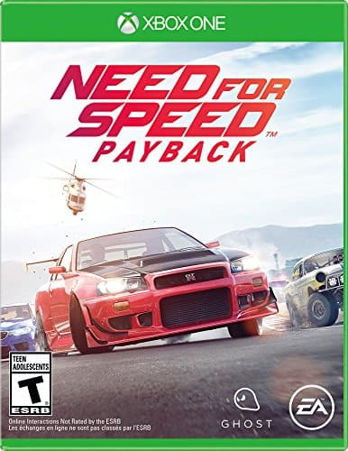 Xbox One Games (Digital Codes) Need for Speed Payback $5, Star Wars Battlefront II $6