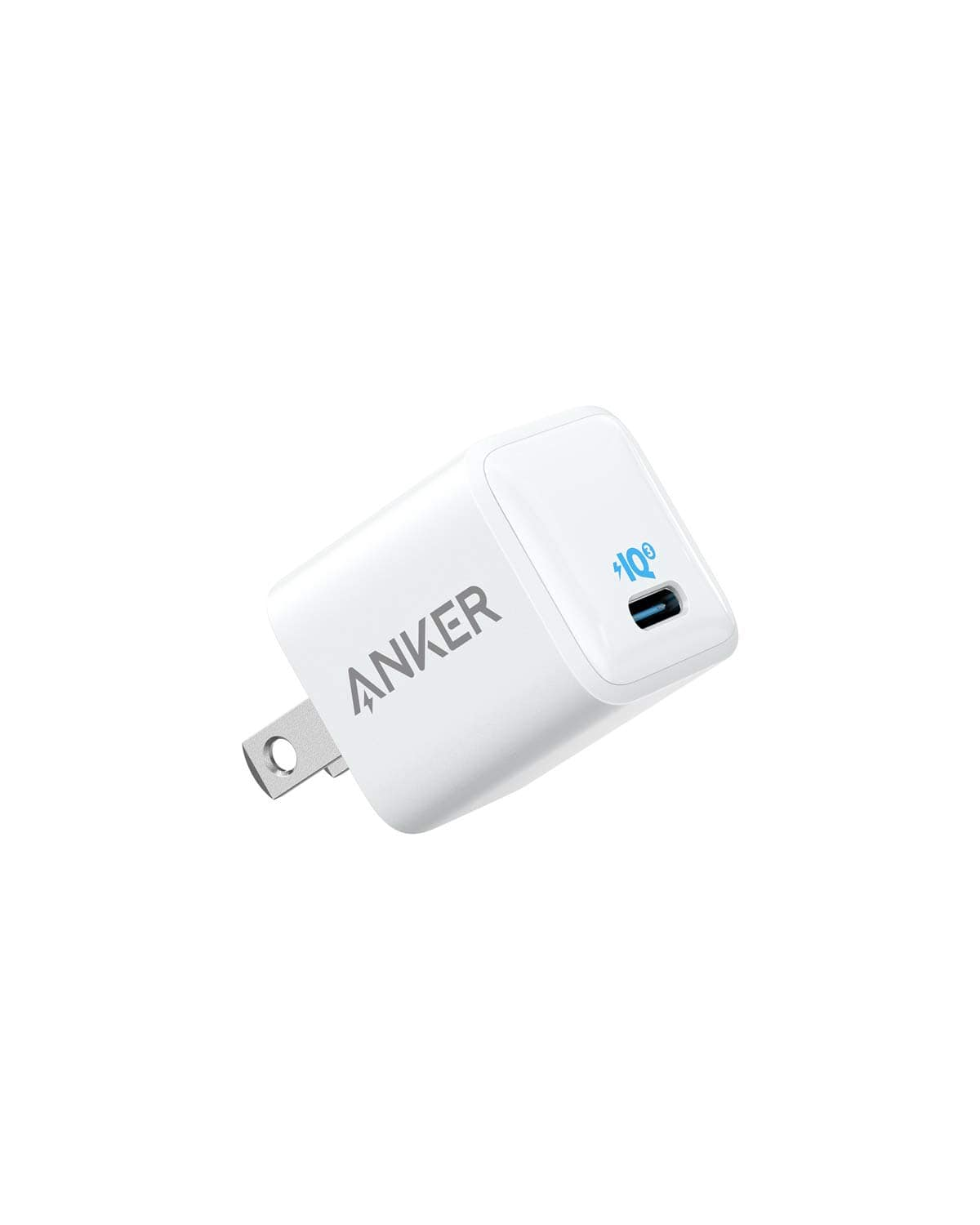 Anker PowerPort III Nano 18W PIQ 3.0 USB C Fast Charger Adapter $12 + Free Shipping, or Free Shipping w/ Prime or on orders over $25