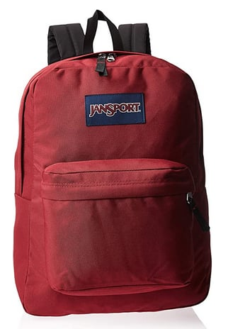 25-L JanSport SuperBreak One Backpack (Viking Red) $14.44 + Free Shipping w/ Prime or on orders over $25