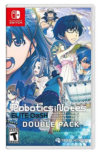 Robotics;Notes: Elite & DaSH Double Pack (Nintendo Switch) $29.99 + Free Shipping