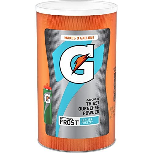 76.5-Oz Gatorade Thirst Quencher Powder (Frost Glacier Freeze) $7.48 w/ S&S + Free Shipping w/ Prime or on orders over $25