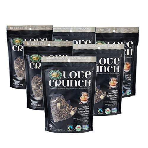 6-Pack 11.5-Oz Nature's Path Love Crunch Organic Granola (Espresso Vanilla Cream) $15.05 ($2.51 each) w/ S&S + Free Shipping w/ Prime or on orders over $25