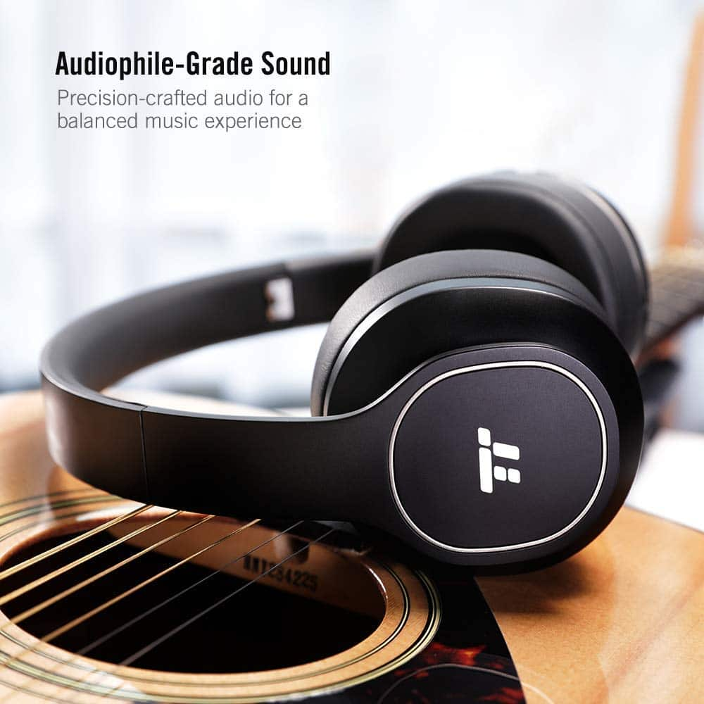 Bluetooth Noise Cancelling Headphones $29.99 At Amazon