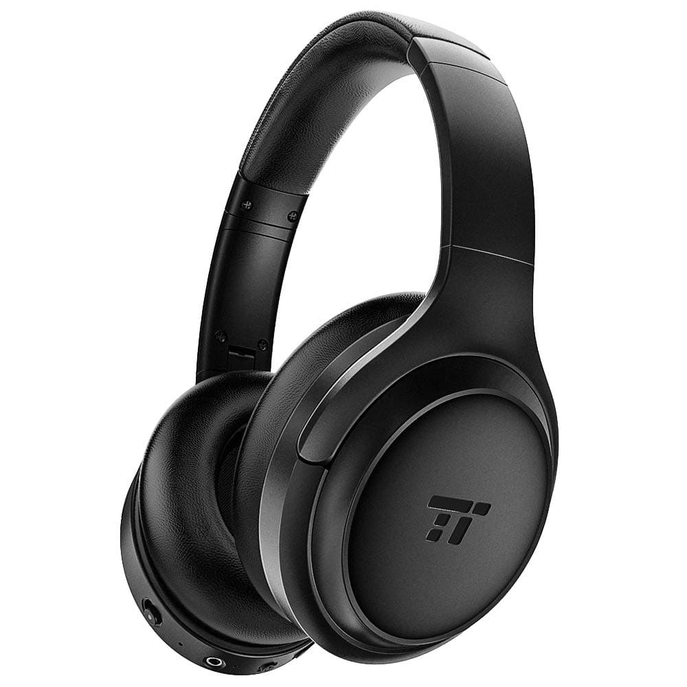 Active Noise Cancelling Headphones Bluetooth Headphones Over
