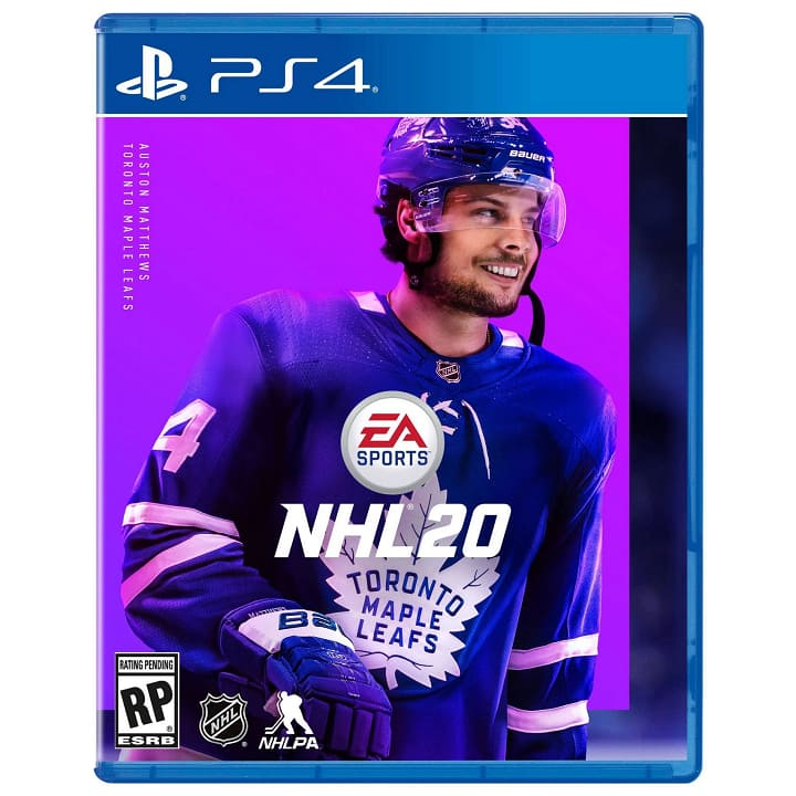 NHL 20 - PlayStation 4 or Xbox One - $33.75 (before taxes)