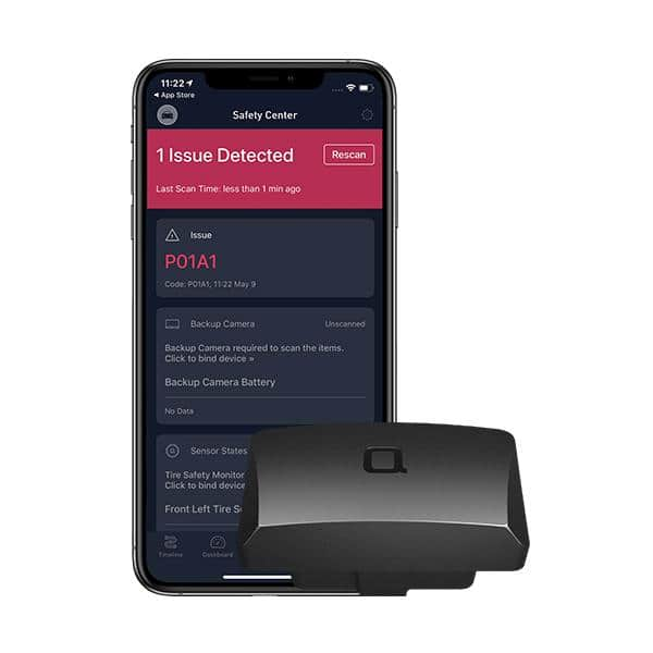 nonda ZUS® Smart Vehicle Health Monitor Mini - Free (plus shipping cost)