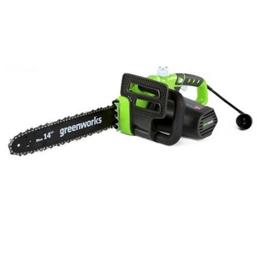 Greenworks 14-Inch 9-Amp Corded Chainsaw $39.39