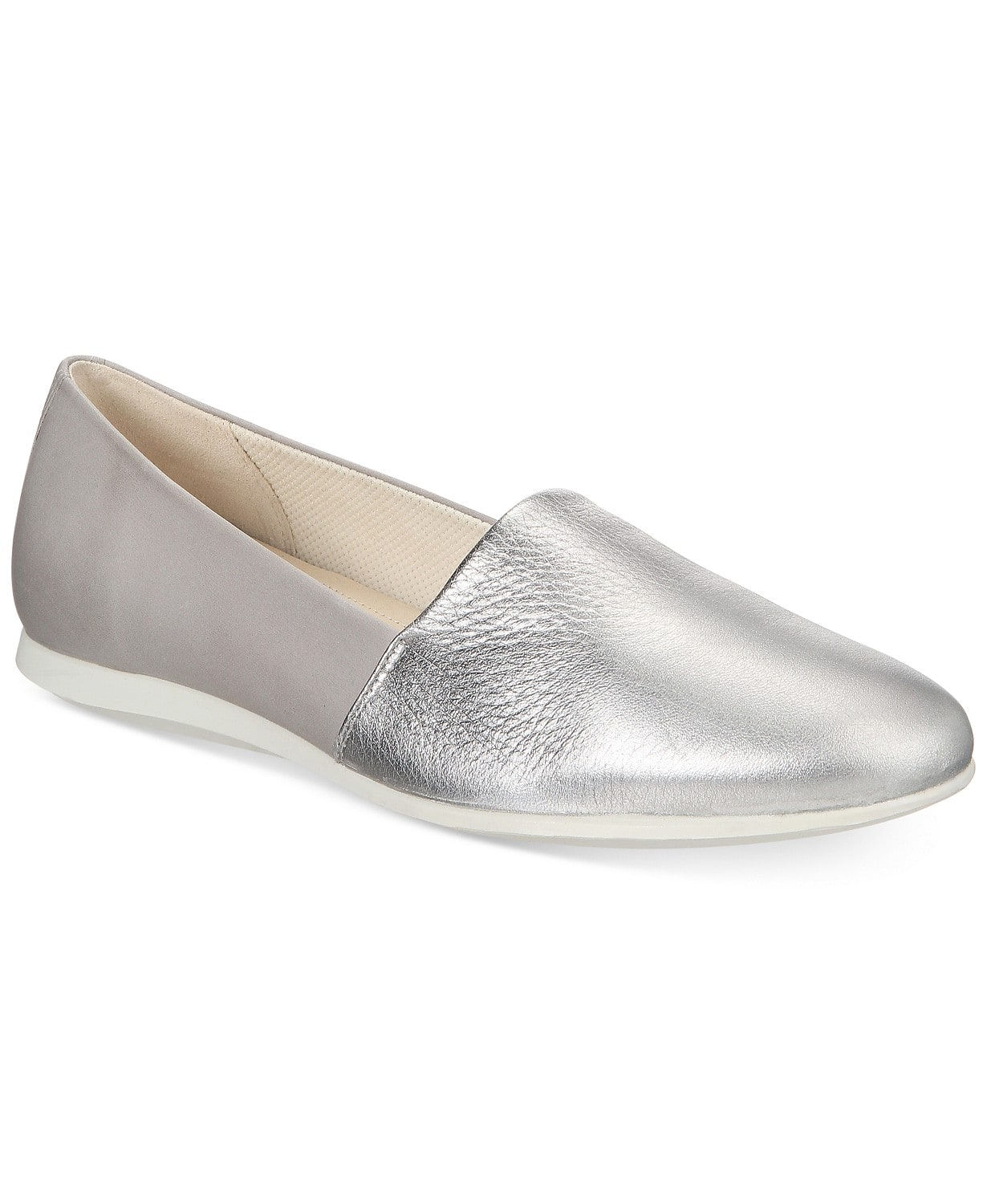 65d2484548ec4 Ecco Touch Ballerina 2.0 Slip-On Flats 54.93 (50% off) Free Shipping at Macy  $54.93