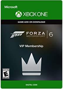 Forza Motorsport 6: VIP Membership - Xbox One Digital Code