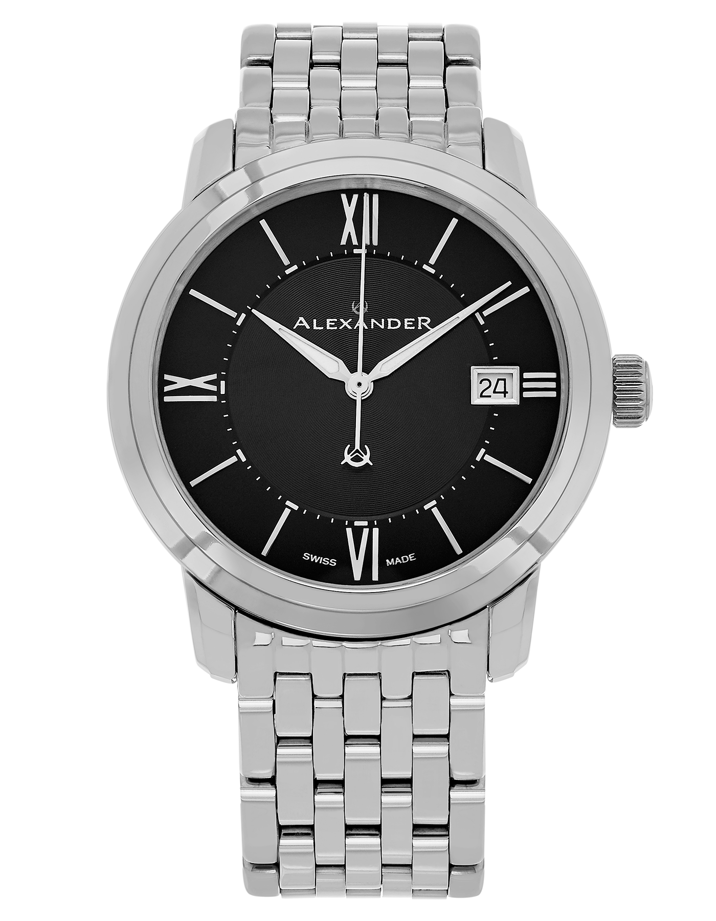 40% off stainless steel men's watch $432