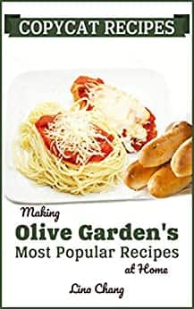 Making Olive Garden's Most Popular Recipes at Home (1.99) and more on sale $1.99
