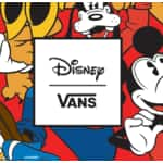 Disney x VANS Collection On Sale for select KIDS sizes $20.99/pair at Tilly's, $59+ FS
