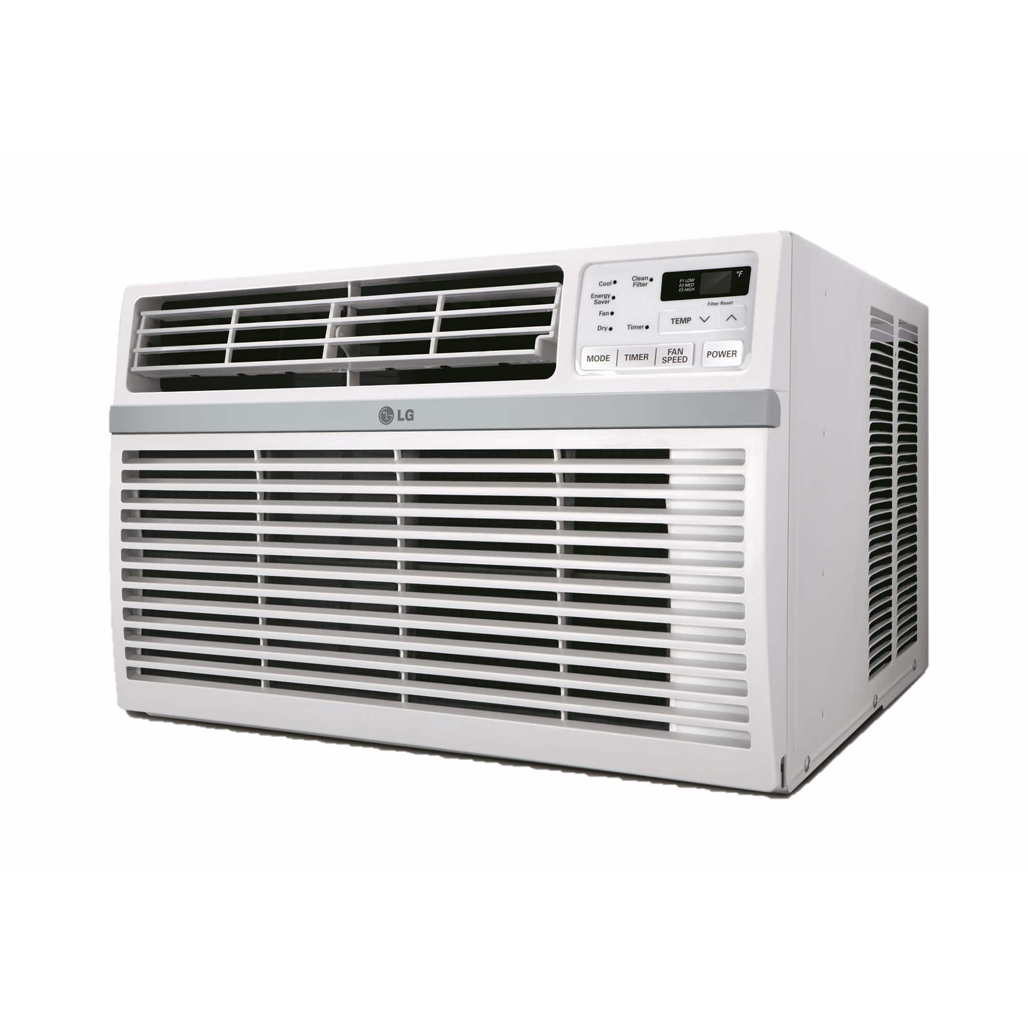 LG 8000 BTU Window Air Conditioner $180 in store ($200 w/free ship), $275/$300 for 12K BTU, membership not req'd