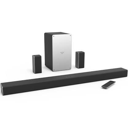 Vizio Sb3651 E6 36 Inch 5 1 Channel Smartcast Sound Bar At Costco