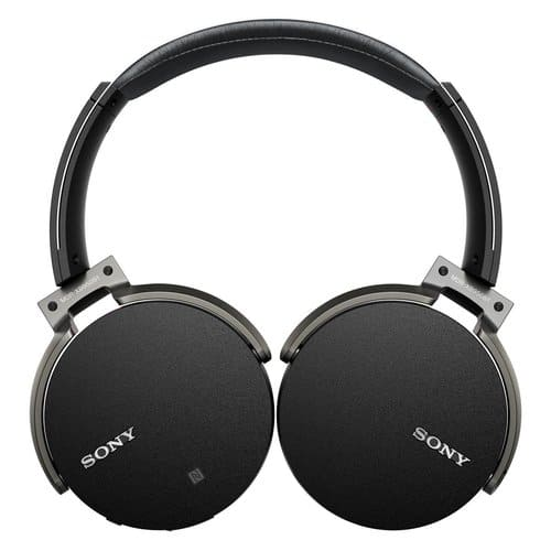 Sony MDR-XB950B1 Wireless Extra Bass Headphones for $52.99 with free S/H