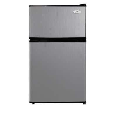 Sunpentown SPT RF-314SS 3.1 cu. ft. Double Door Mini Refrigerator - $72.69 @ Home Depot