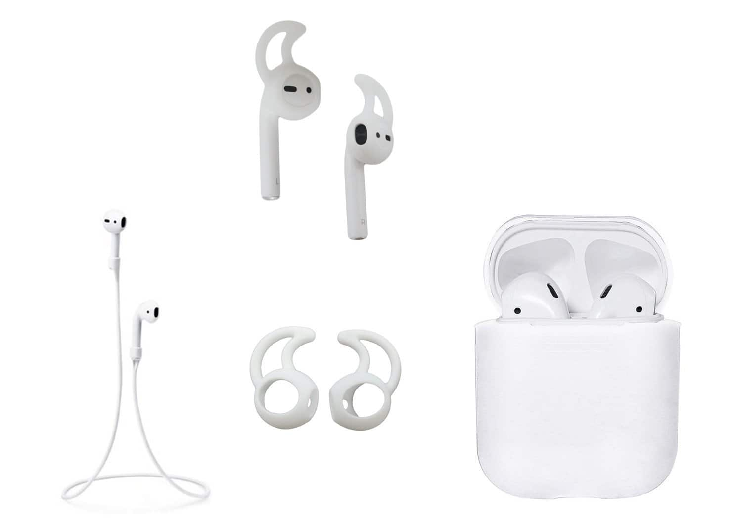 zotech accessory pack for airpods $5.05