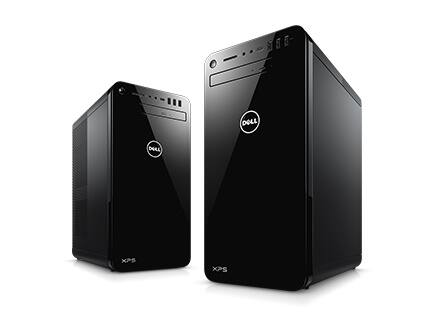 Dell XPS 8930 Desktop: i3-8100, 8GB DDR4, 1TB HDD, GTX 1070