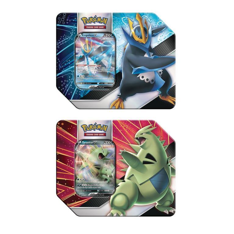 Pokemon TCG: V Strikers Tin $24.98 @ Walmart/Gamestop
