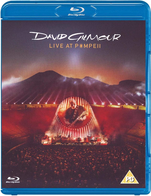(Pink Floyd) David Gilmour - Live At Pompeii BluRay $14.50 @ Amazon