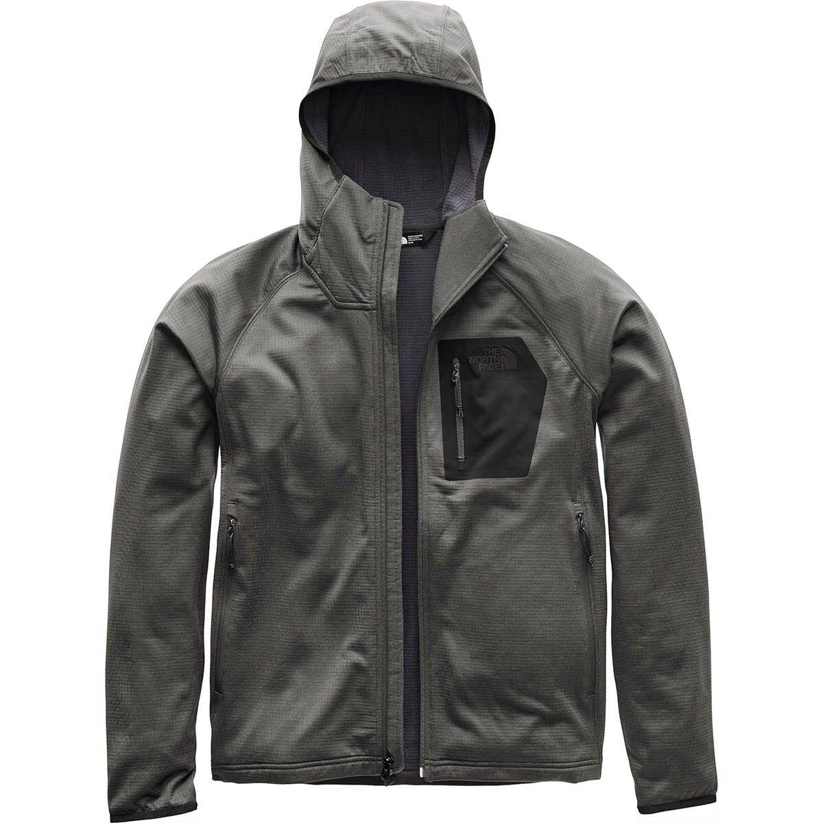 The North Face Men's Borod Hooded Fleece Jacket $59.35 + Free Shipping @ BackCountry