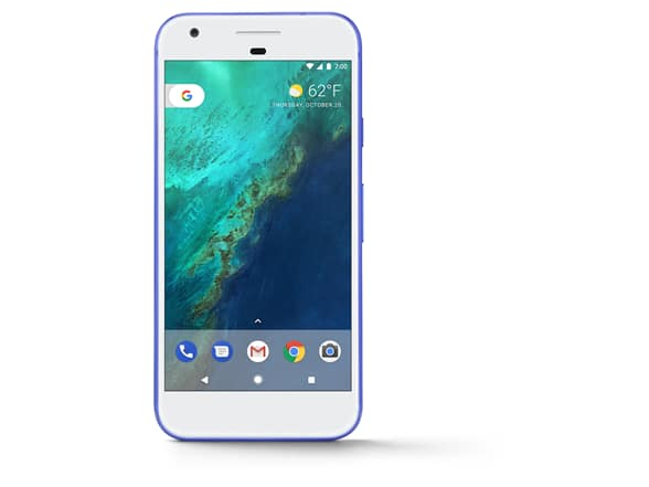 Google Pixel (Verizon and GSM Unlocked)(Scratch & Dent) For $279.99 – $329.99 + Free Shipping with Prime @ woot.com