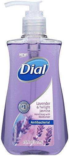 Dial Antibacterial Liquid Hand Soap, Lavender & Twilight Jasmine, 7.5 Fluid Ounces For $1.49 (Add-On Item)