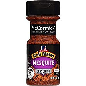 2.5oz McCormick Grill Mates Mesquite Seasoning: $1.67 + FS/Prime