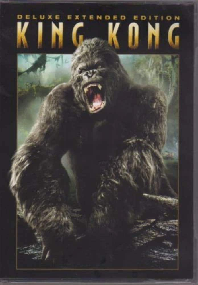 King Kong - Extended Edition (4K UHD): $4.99
