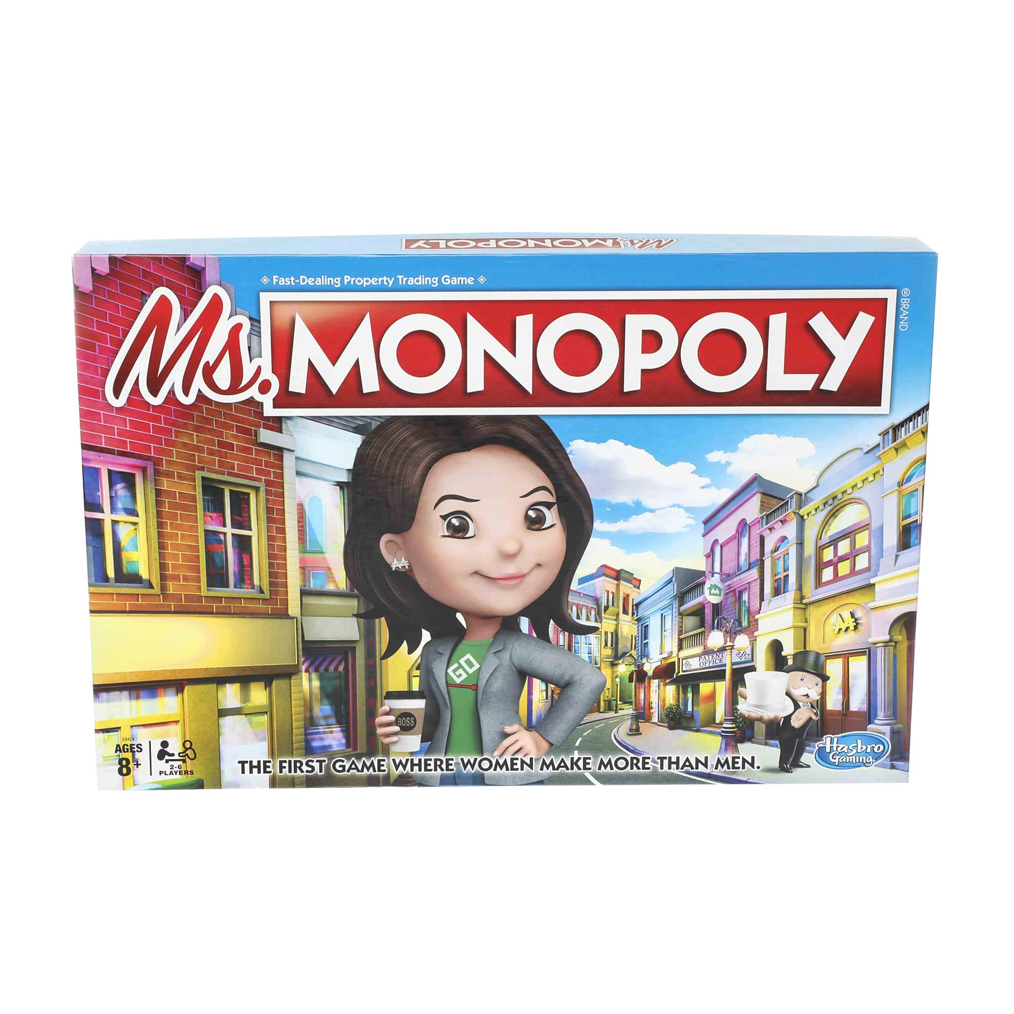 Monopoly Board Game for Families and Kids Ages 8 and Up: $5.05