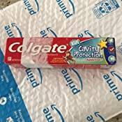 4.6oz Colgate Kids Cavity Protection Toothpaste, ADA-Accepted, Bubble Fruit Flavor  : $1.29 or lower