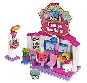 The Bridge Direct Shopkins Kinstructions Fashion Boutique: $4.40 [Add On Item]