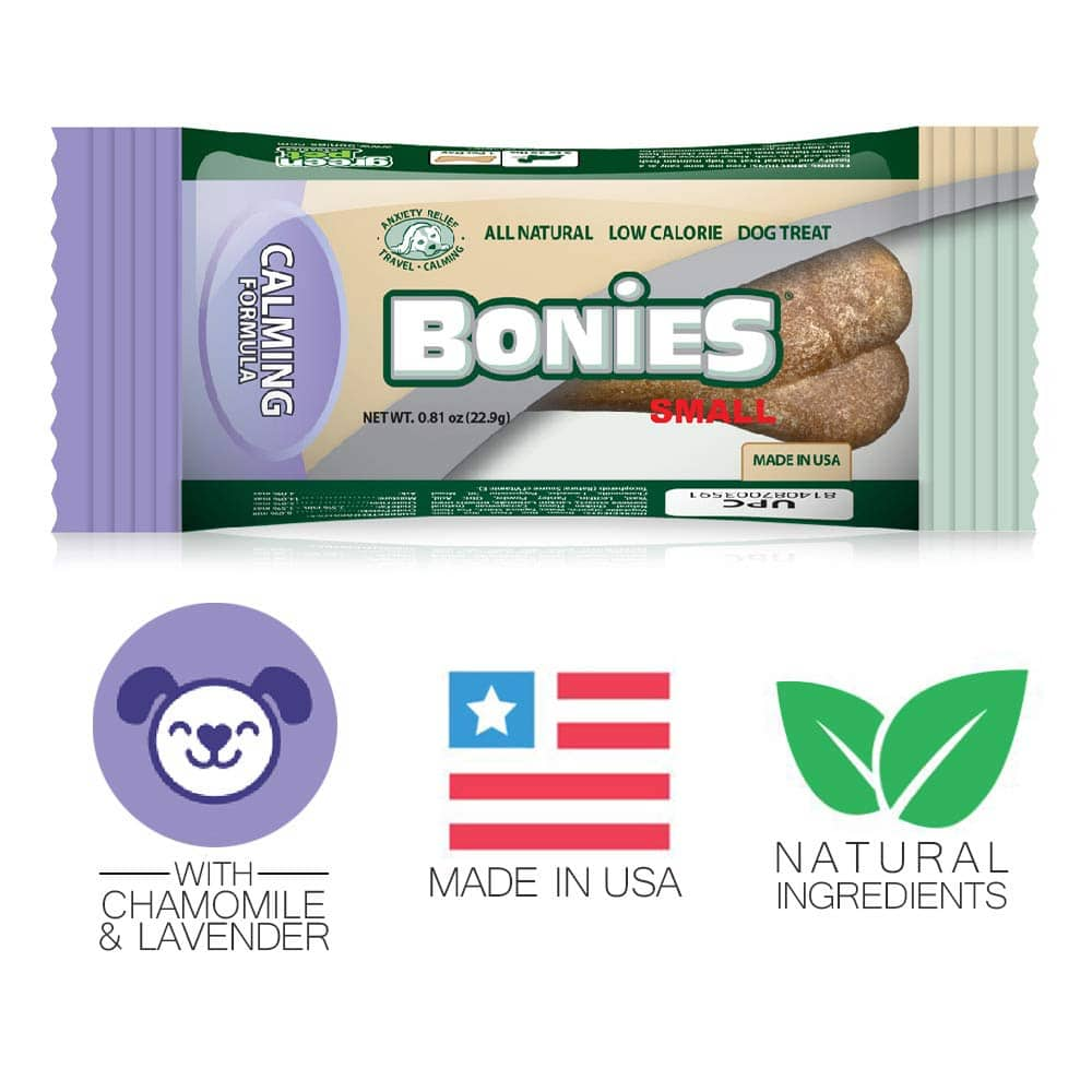 BONIES Natural Calming Small Singles (0.81 oz): $0.38 w/S&S and A/c [cheap S&S item]