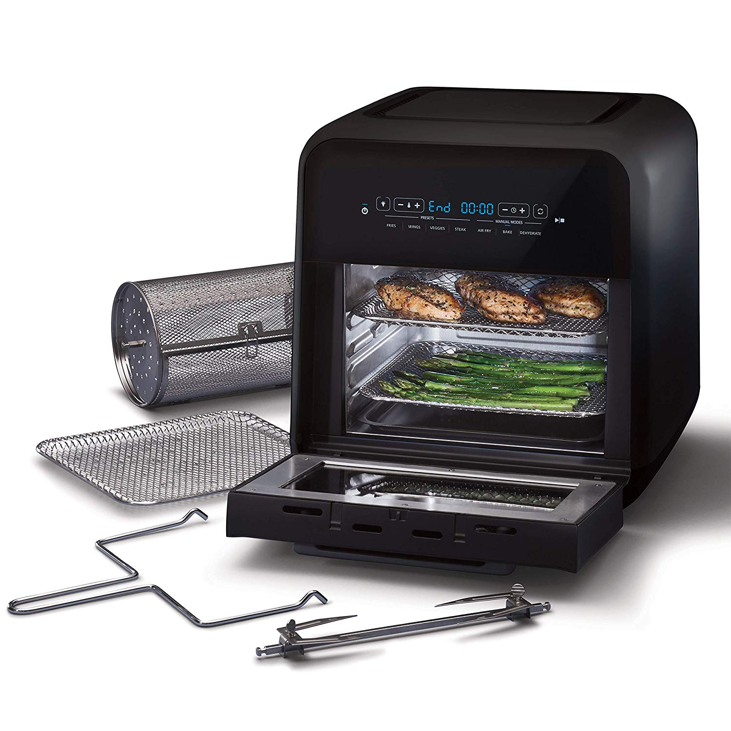 Oster 2086062 Air Fryer Oven & Multi-Cooker, Black : $129.99 *lowest price per CCC*