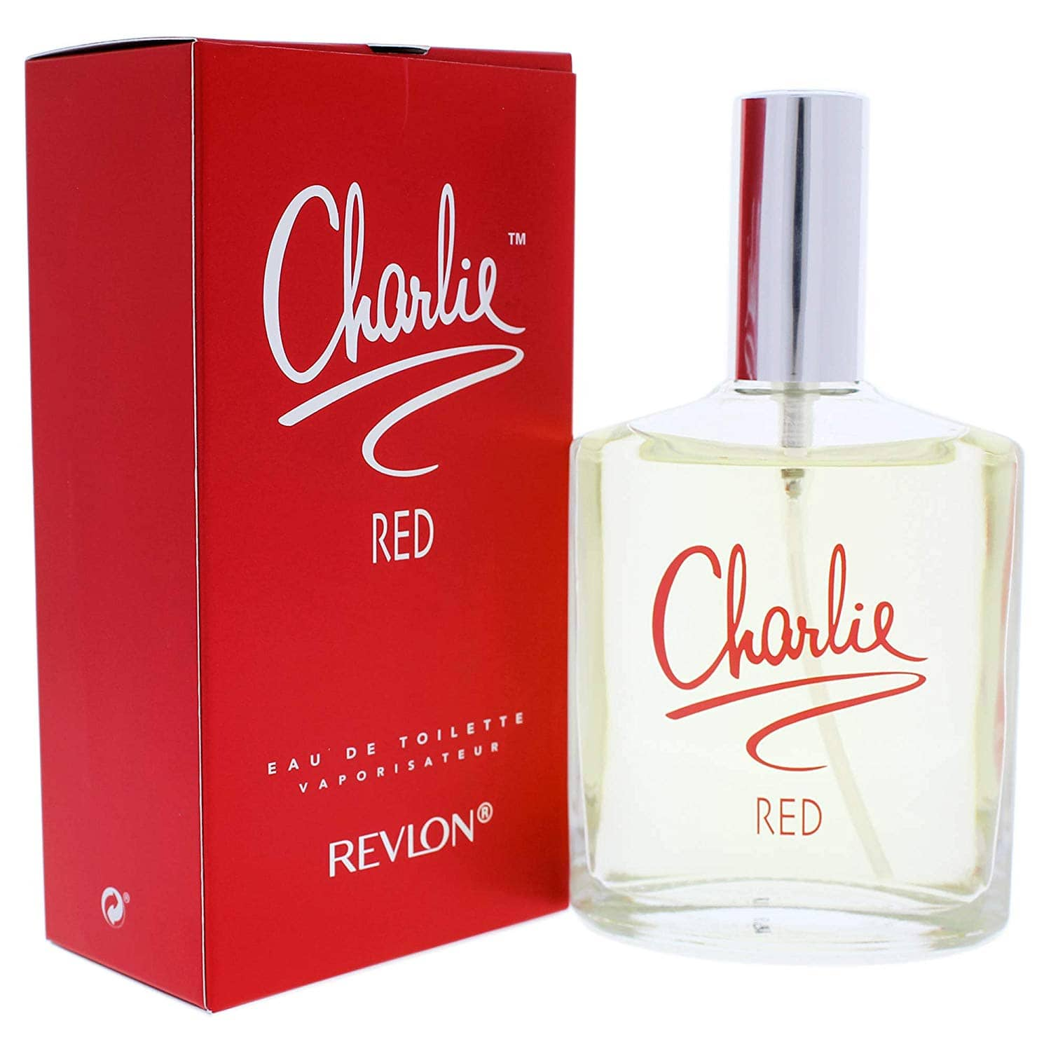 Revlon Charlie Eau De Toilette Spray for Women, Red, 3.4 Ounce: $5.18 or less w/S&S