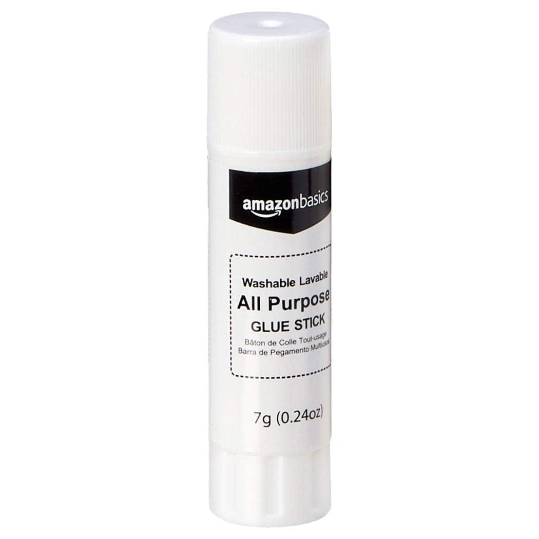 AmazonBasics All Purpose Bulk School Glue Sticks, Washable, 0.24-oz Stick, 30-Pack: As low as $5.04 w/S&S