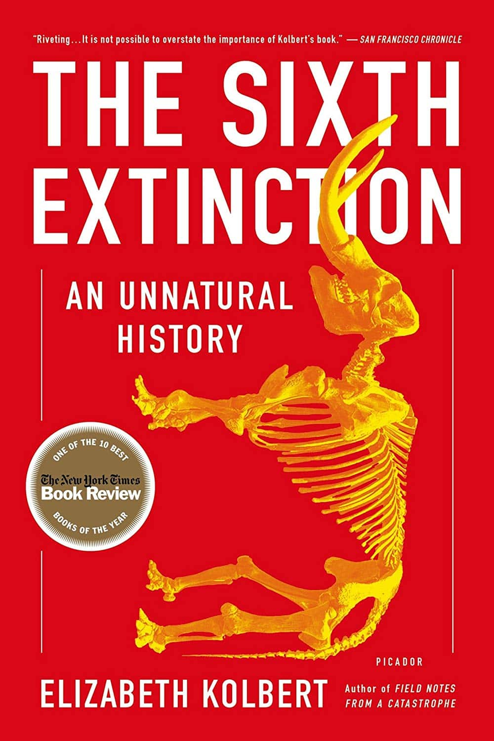 The Sixth Extinction: An Unnatural History (Kindle eBook)