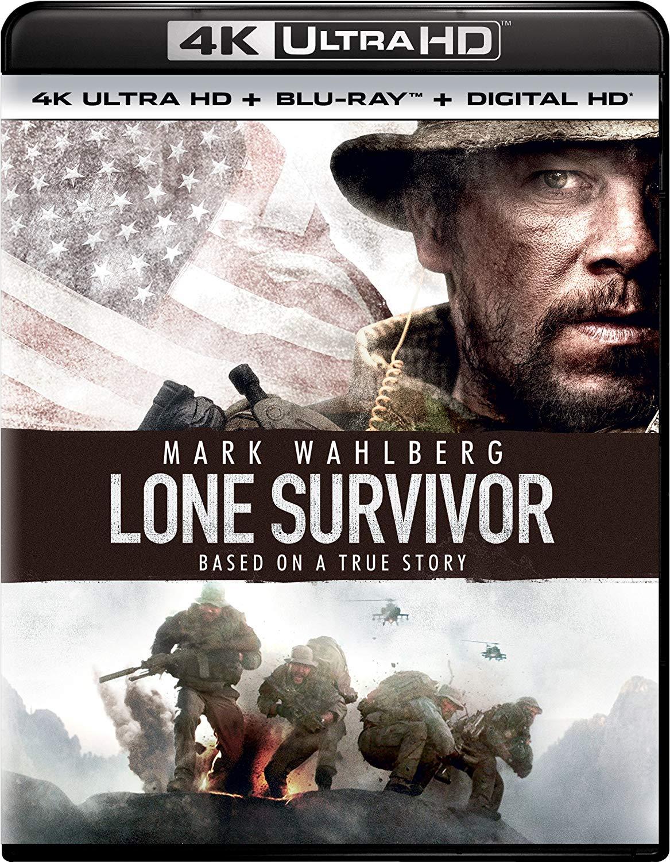 Lone Survivor [4K Ultra HD + Blu-ray + Digital]: $11.99 A/c + FS /Prime