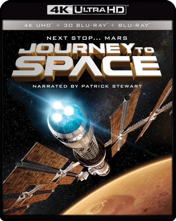 IMAX: Journey to Space  [4K Ultra HD Blu-ray/Blu-ray/Blu-ray 3D]: $14.99 + FS/Prime