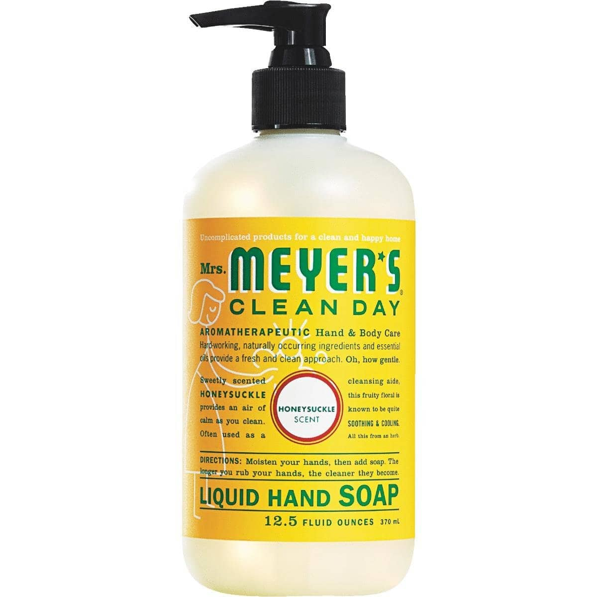 3 count Mrs. Meyer's Clean Day Liquid Hand Soap, Honeysuckle Scent, 12.5 fl oz: $7.95 or less w/S&S (cheaper than previous FP deal)