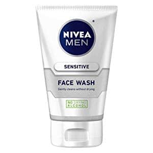 5oz NIVEA Men Sensitive Face Wash - Cleanses Without Drying Sensitive Skin: $3.53 or less w/S&S