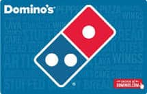 Buy a $25 Domino's Gift Card and Get a Bonus $5 Domino's Card at Gyft - Limit 5